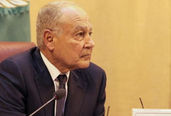 Arab League chief speaks to top Lebanese officials
