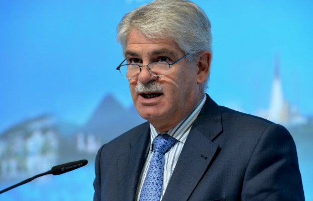 Spanish FM hopes his county to recognize Palestine soon
