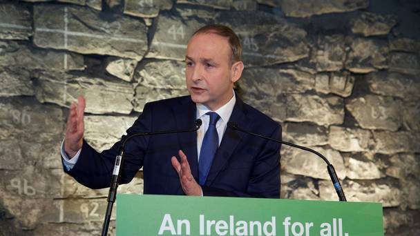 Ireland heads to election as gov't on verge of collapse