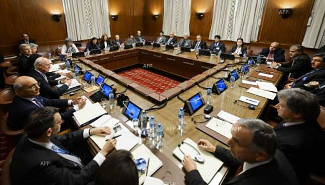 Syrian opposition agree on united delegation to Geneva