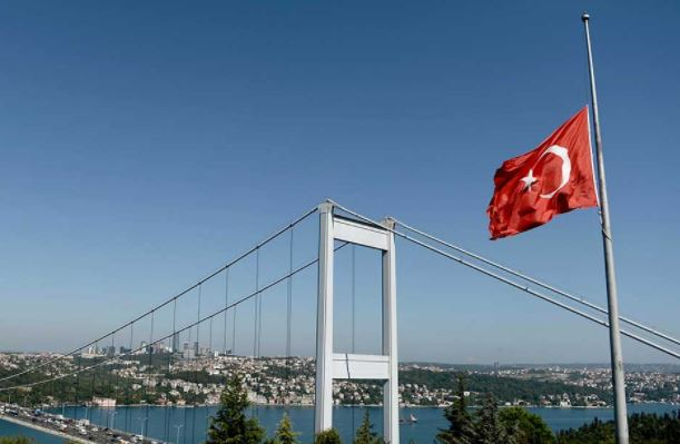 Turkey observes day of mourning for Egyptians
