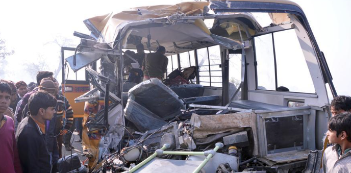 Bangladesh: 7 dead, 20 injured in bus-truck collision
