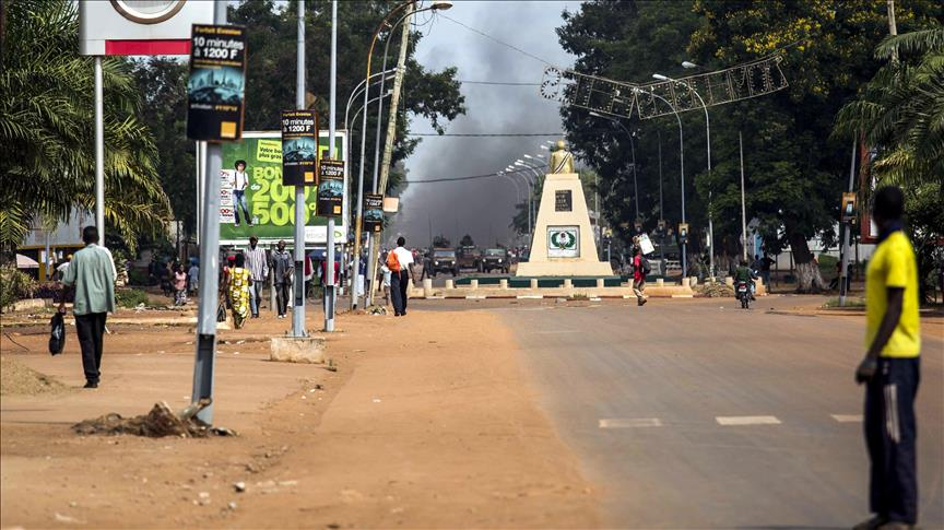 Troops kill 2 civilians at Central African airport