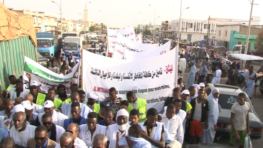 Mauritania activists released after executions protest