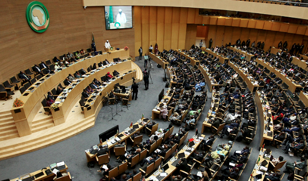 Turkish agency provides equipment for African Union