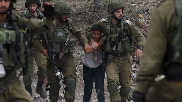 29 Palestinians injured in clashes with Israeli army