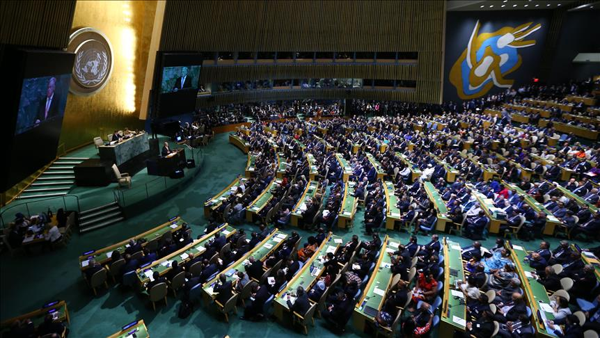 UN adopts Jerusalem resolution despite US threats