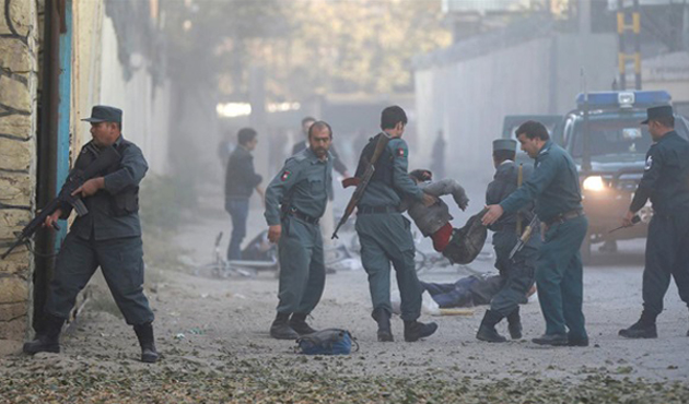 Suicide attack in Afghan capital claims multiple lives