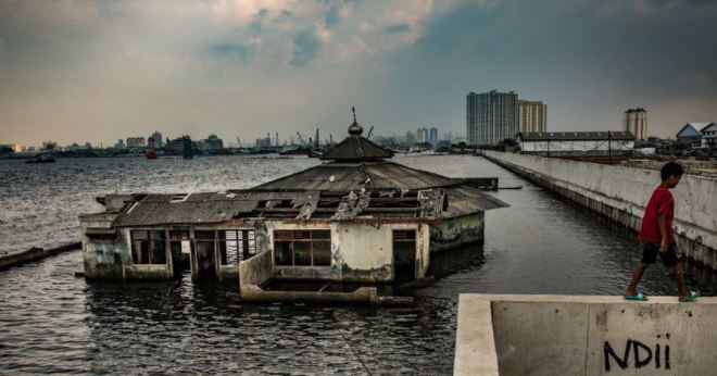Jakarta could be underwater by 2030: Experts