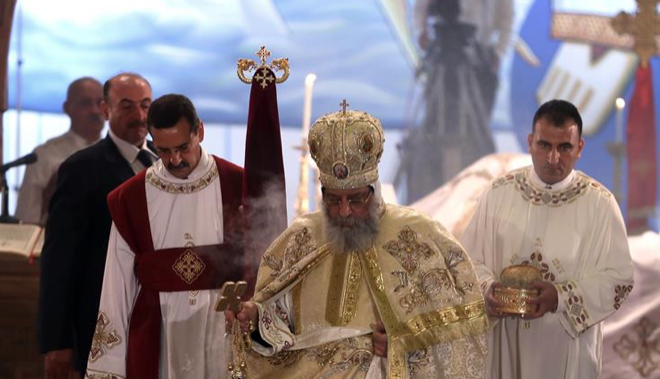Middle East largest Orthodox cathedral opens in Egypt