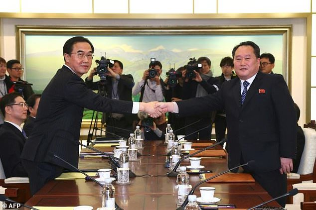 North Korea says will attend Olympics in rival South