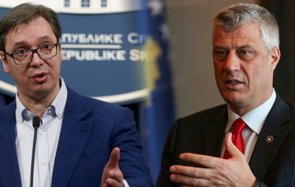 Serbia, Kosovo urge collaboration to ease tensions