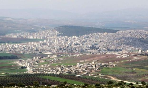 Battle for Syria's Afrin heats up at strategic mountain