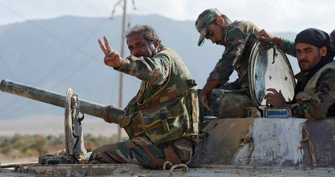 Free Syrian Army launches major operation in Afrin