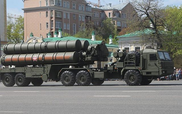 Export controls may have led Turkey to buy S-400