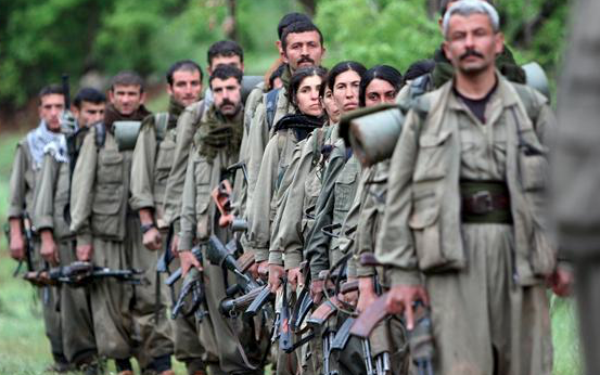 PKK terror group 'no different' than ISIL