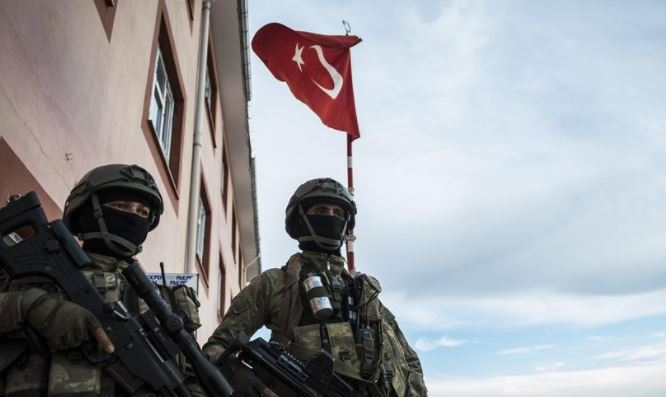 4-nation military drill launched in central Turkey