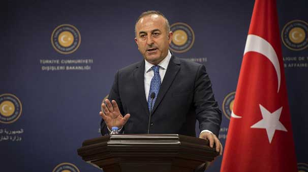 Turkey's Cavusoglu meets Danish FM