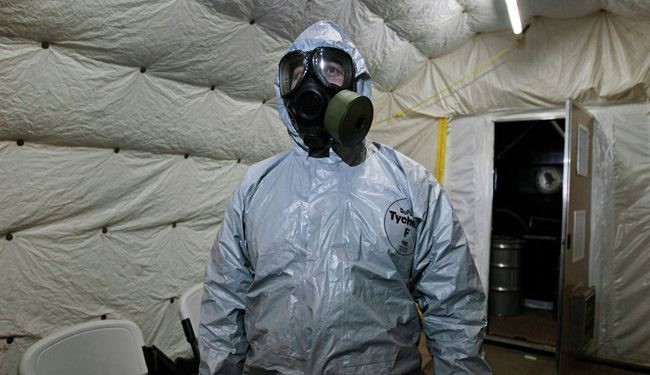 US formulates initial list of chemical weapons facilities in Syria