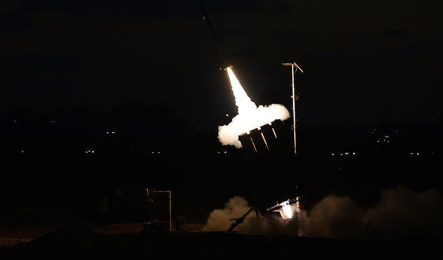 Deadly missile strikes hit Syria airbase