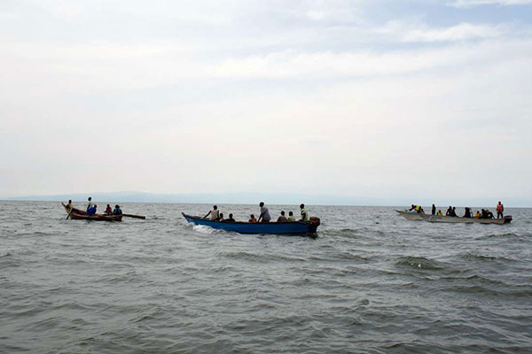Around 20 missing in boat capsize off Thailand's Phuket