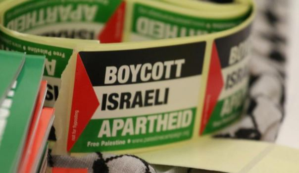 It is time to levy sanctions against Israel