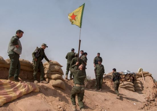Saudi Arabia in talks with YPG/PKK to form new force