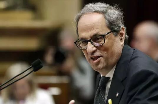 Catalan leader calls for talks with new Spain PM