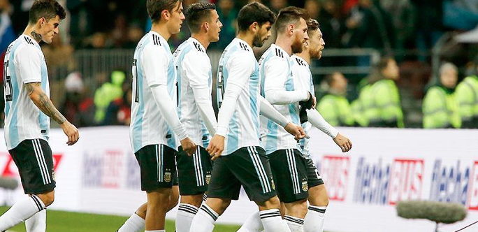 Argentina cancels match with Israel amid protests