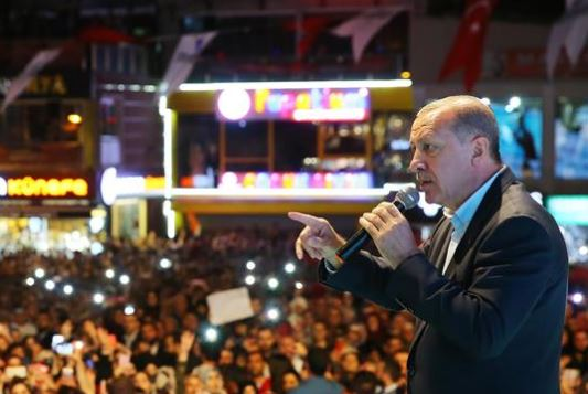 Erdogan shares grief with all poor, oppressed in world