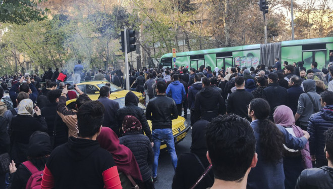 Iranian security arrest 50 steelworkers over protests