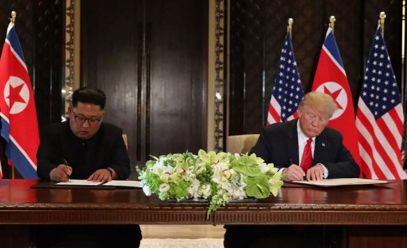 Trump receives new letter from Kim