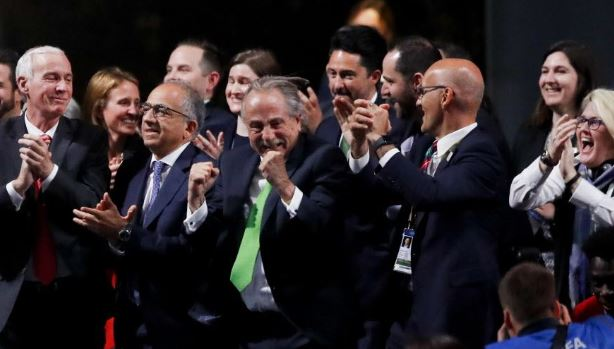 North America beat Morocco to host the 2026 World Cup