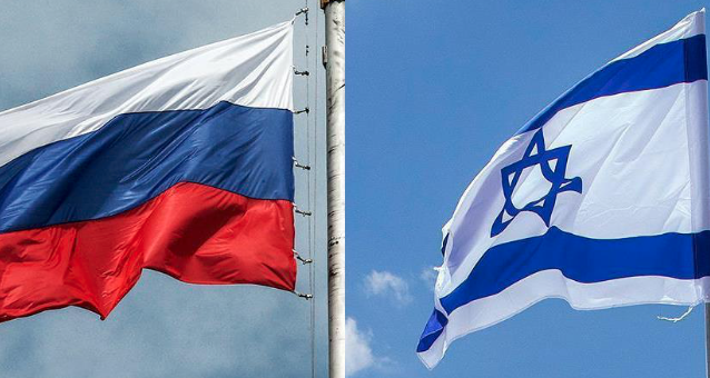 Russian military police commander in Israel for talks