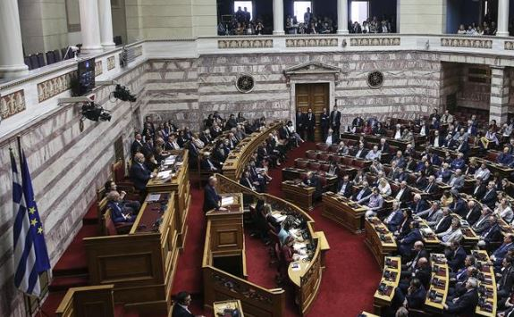 Greek MP nabbed for urging coup