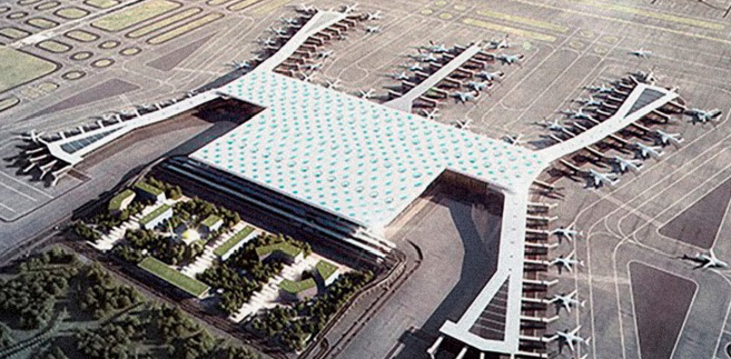 New Istanbul airport to transform 'Turkey into brand'
