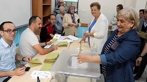 Voting starts in Turkey's elections