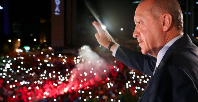 More congratulations from abroad for Turkey's Erdogan