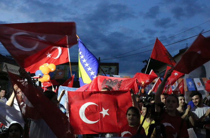 Erdogan's success 'meant for all Muslims'