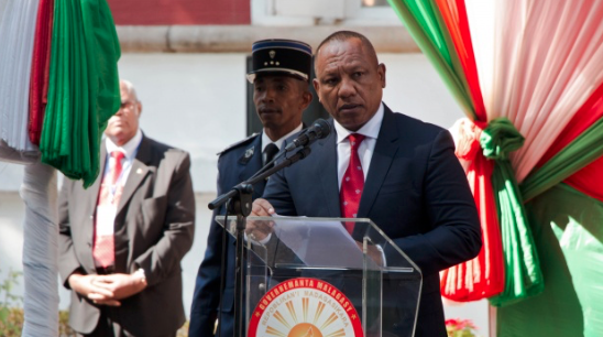 New Madagascar PM vows 'free' elections