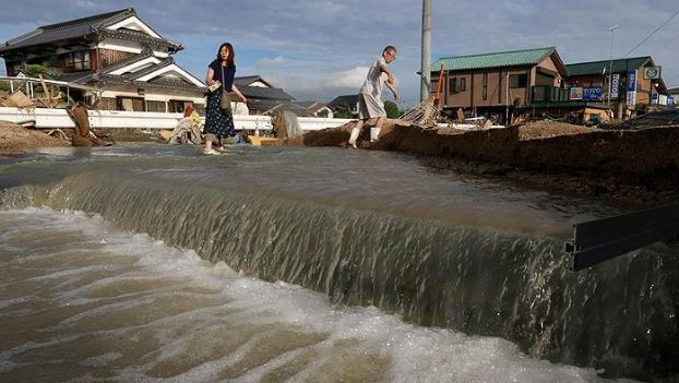 Floods death toll climbs to 109 in Japan