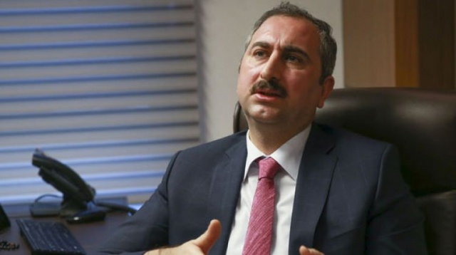 Turkish justice minister vows to ensure fairness, trust