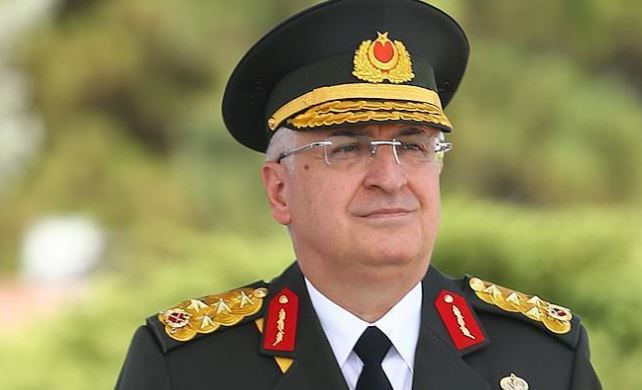 General Yasar Guler appointed as Chief of Staff