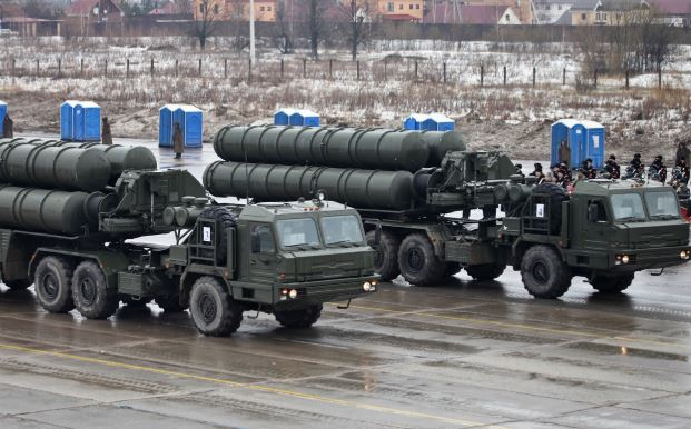 First S-400 delivery to Turkey in 2019