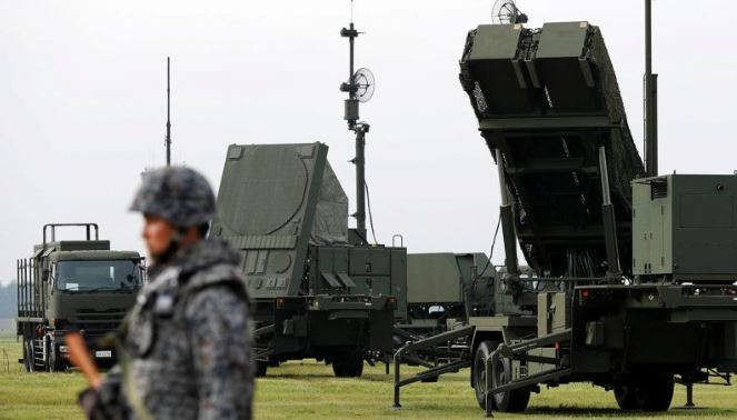 US in talks with Turkey to sell Patriot system