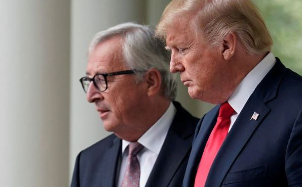 US, EU forming 'united front' against China