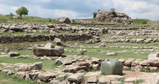 Turkey: Ancient city unearths Middle to Bronze ages