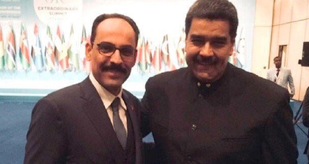 Turkey supports Maduro after drone attack