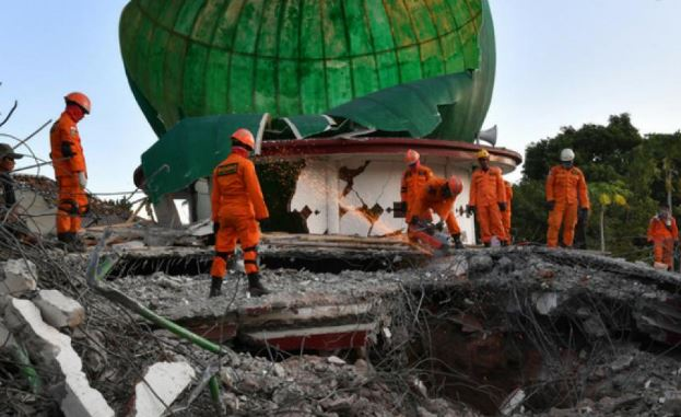 Death toll from Sunday's Indonesian quake hits 105