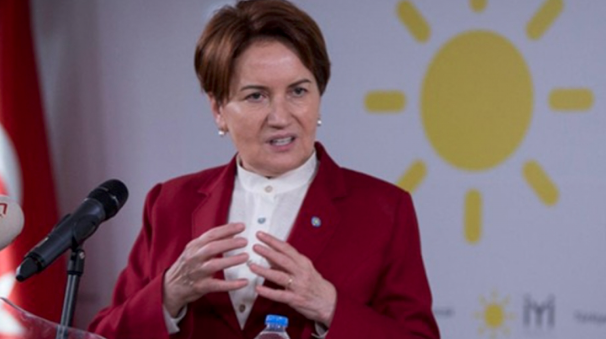 Meral Aksener reelected as IYI Party leader